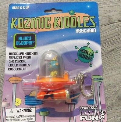 Kozmic Kiddle Keychain - Bluey Blooper MOC