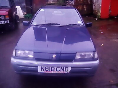 Proton 1.5 Sl Saloon Car 19000 Miles From New Barn Find / Future Classic