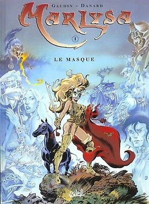 Lot marlysa - tome 1 à 5 (5 Albums)