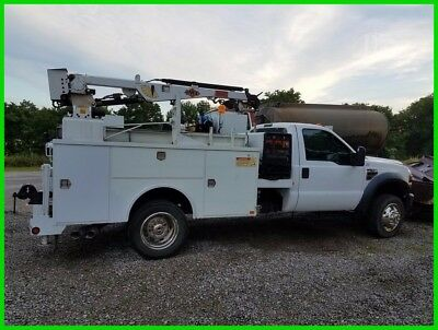2008 Ford F550 Mechanic Service Utility Heavy Duty MAC Service Truck