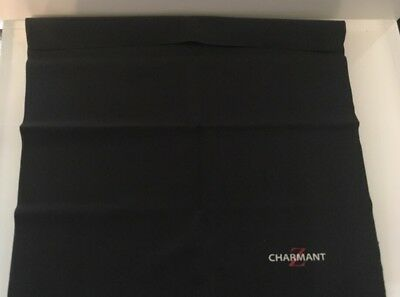 Charmant Z Black Cleaning Cloth
