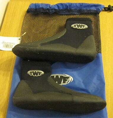 The Wetsuit Factory Superstretch Pull On Watersports Boot - Uk 11