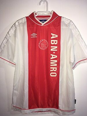 Camiseta Ajax umbro XL shirt vintage