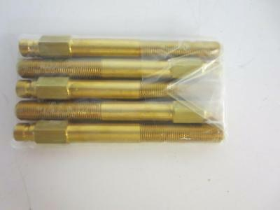 Choice Mold Bef251040 Brass Extension Fittings (Lot Of 5)