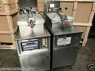 Henny Penny  Pressure Fryer Electrica