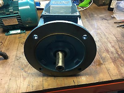 ABB Electric Motor 3 Phase 230 Volt / 415 Volt  2.2 KW  / 3 HP