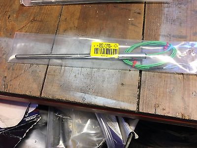 RS PRO 6mm K TYPE THERMOCOUPLE 150mm LONG STAINLESS