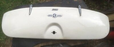 MG MIDGET ASHLEY hard top boot lid