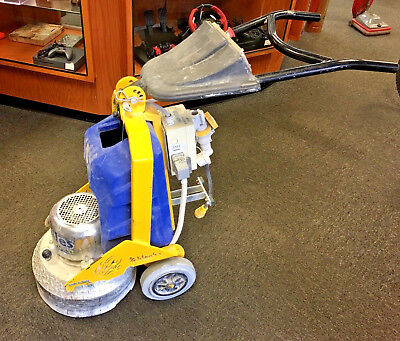 HERCULES451USA Hercules 451 Commercial Floor Grinding Polishing Machine Klindex