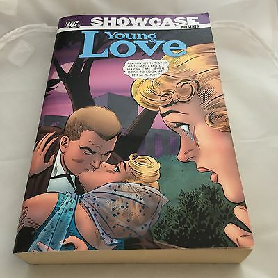DC Showcase Presents Young Love Volume 1. OUT OF PRINT. Scarce.