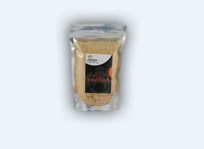 4 x 150g Raw Food Factory Nutritional Yeast Flakes 600g