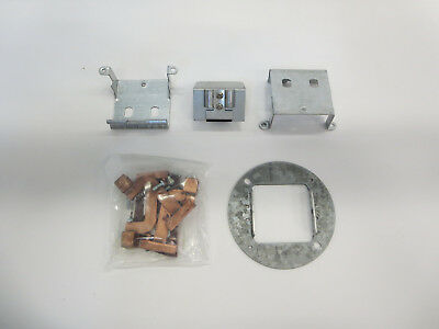 Electrorail Ers-106 3 Pole End Feed Set; 300V Ac/dc; 60Amp; 50/60Hz