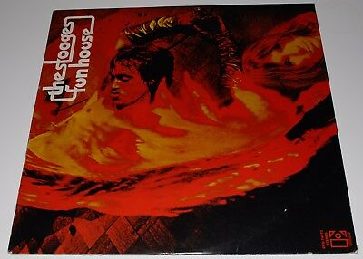 The Stooges - Fun House - Us Elektra Press - Ex Ex Condition