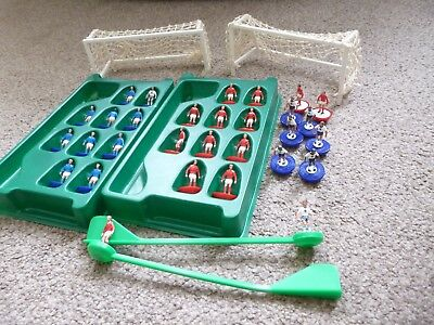 Joblot of subbuteo spares some england players