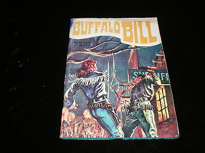 Buffalo Bill 26 Editions jeunesse et vacances 4ème trimestre 1979 B/TBE pli