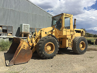 Caterpillar 950 Cat Loader With Cab 4 Speed Power Shift