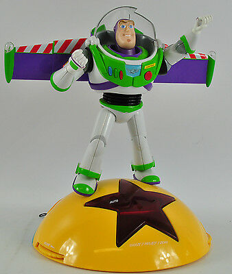Toy Story Wecker Buzz Lightyear Radiowecker Disney Deckenprojektion 01-B-BL