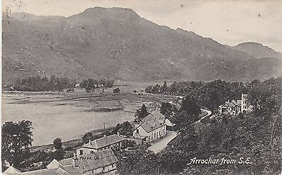View From South East, ARROCHAR, Dunbartonshire