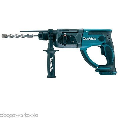 Makita DHR202Z 18v Rotary Hammer SDS+ Plus 20mm Body Only