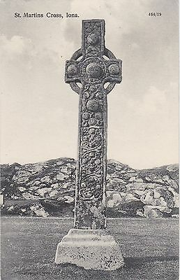 St. Martins Cross, IONA, Argyllshire