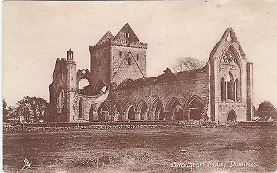 Sweetheart Abbey, Nr DUMFRIES, Dumfriesshire