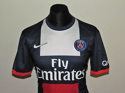 Nike Jersey Paris Saint - Germain Home Shirt 2013-14 Size L