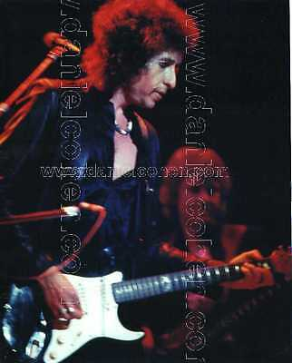 "Bob Dylan - Original Photo - 11""x14"" - Maple Leaf Gardens 1978"