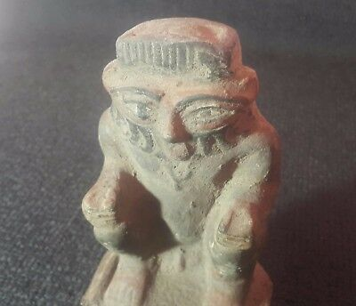 Rare Ancient Egyptian GOD OF BES New Kingdom (1549–1069 BC)