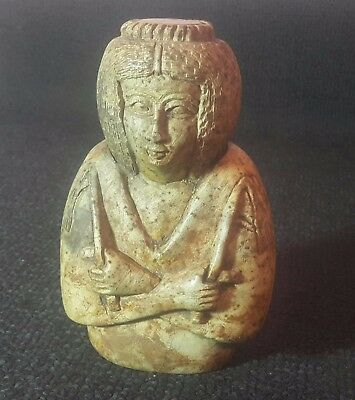 Rare Ancient Egyptian QUEEN TIYE   New Kingdom (1549–1069 BC)