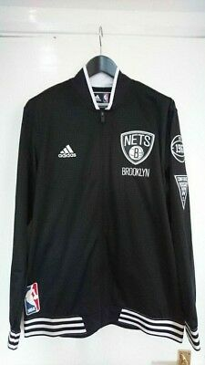 Addidas Brooklyn nets Trackjacket