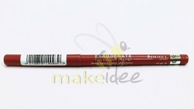 Rimmel London Matita Labbra Exaggerate 063 Eastend snob