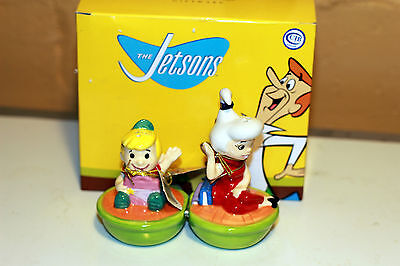 The Jetsons Elroy And Judy Salt And Pepper Shakers Bnib New!!!