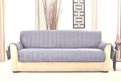 Groovy Sure Fit Ultimate Waterproof Quilted Throw Loveseat Caraccident5 Cool Chair Designs And Ideas Caraccident5Info
