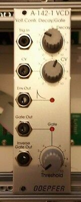 Doepfer A-142 Voltage controlled decay/gate Eurorack module