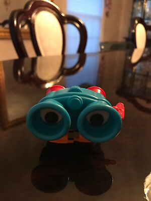 "Disney's Toy Story ""Lenny the Binoculars"" wind-up toy figure"