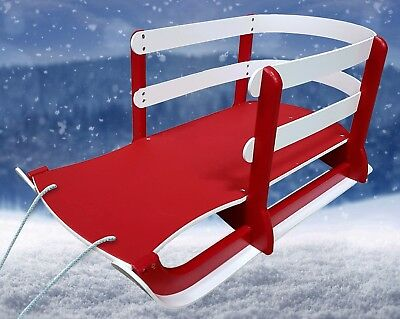 Childs Sled - Heavy Duty Recycled Plastic
