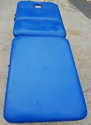 Massage table, Fold up Carry, Portable