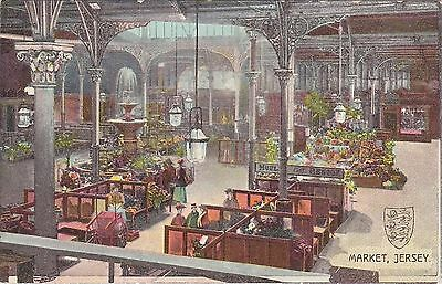 The Market, JERSEY, Channel Islands