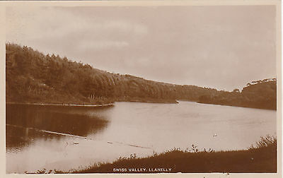 Swiss Valley, LLANELLY, Carmarthenshire RP