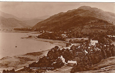 View From The South, ARROCHAR, Dunbartonshire RP