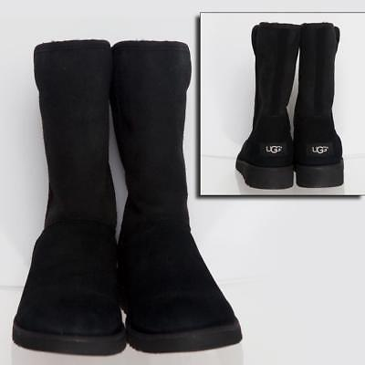 "UGG BOOTS GIRLS Black US 3, UK 2, EU 33 Brand New Without Box ""FREE SHIPPING"""
