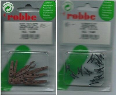 Robbe 1339 PLUS Robbe 1340 - 2 Packs Of Cleats  - Each Pack 10 Pieces - NEW