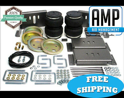2015-2018 Ford F150 PacBrake Air Suspension System LL10215 Bags
