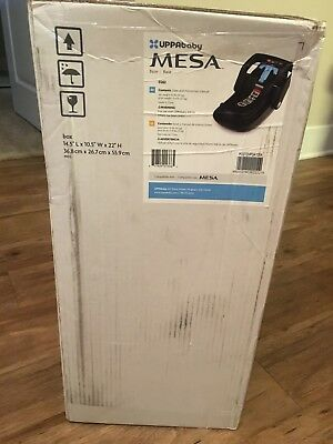 2015 UPPAbaby MESA base, brand new, in box