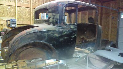 1932 Chevrolet Other  1932 All Steel Chevy 5-window Coupe