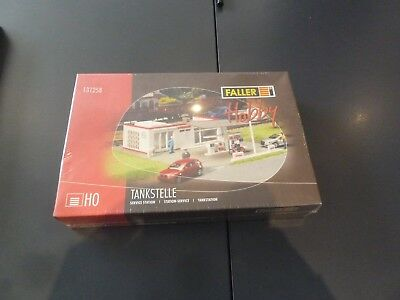 Faller Esso service station mint in box
