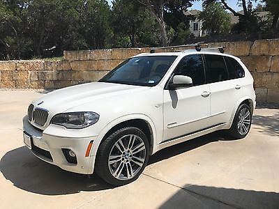 2013 BMW X5 X50i M-Sport 2013 BMW X5 50i M Sport NEW MOTOR and TRANSMISSION (Factory Installed)