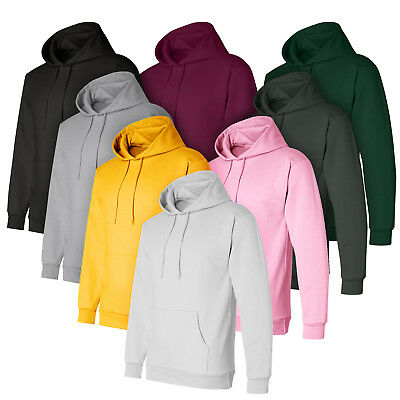 Vicabo Men Women Hooded Sweatshirt Plain Design Hoodie Pullover Hoody Top Casual