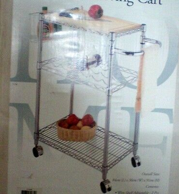 Kitchen Serving Cart/trolley Brand New