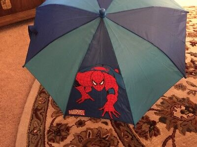 Spiderman Umbrella Youth Boys